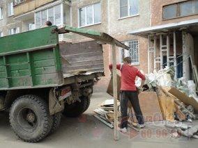 Вывоз мусора, утилизация мебели