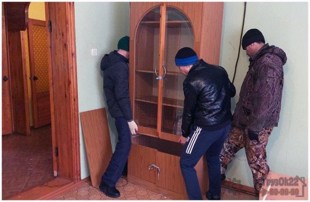 Переезд квартиры Барнаул